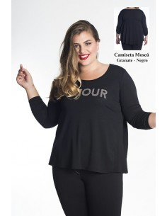 CAMISETA MUJER AMOUR 5247MOSCU